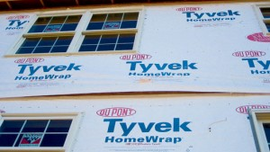 House wrap installation tip 2