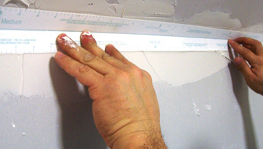 How to tape angled drywall joints | Pro Construction Guide