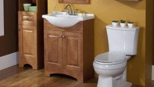 Small bathroom remodeling tips