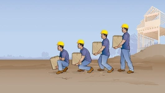 How To Lift Heavy Objects Safely Pro Construction Guide