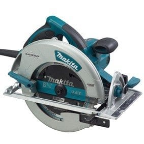 High-quality construction tools: Makita circular saw
