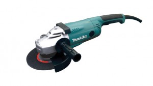 High-quality construction tools: Makita angle grinder