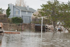 Most storm-related damage is caused by water infiltration