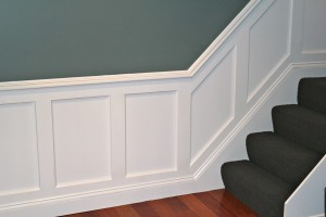 Planning a wainscoting installation is the first step to install wainscoting with sucess.