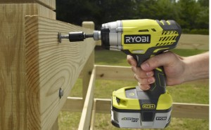 An impact driver uses a hammering effect to provide far higher torques