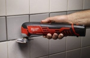 How to choose an oscillating multi-tool: MILWAUKEE 2426-22 A