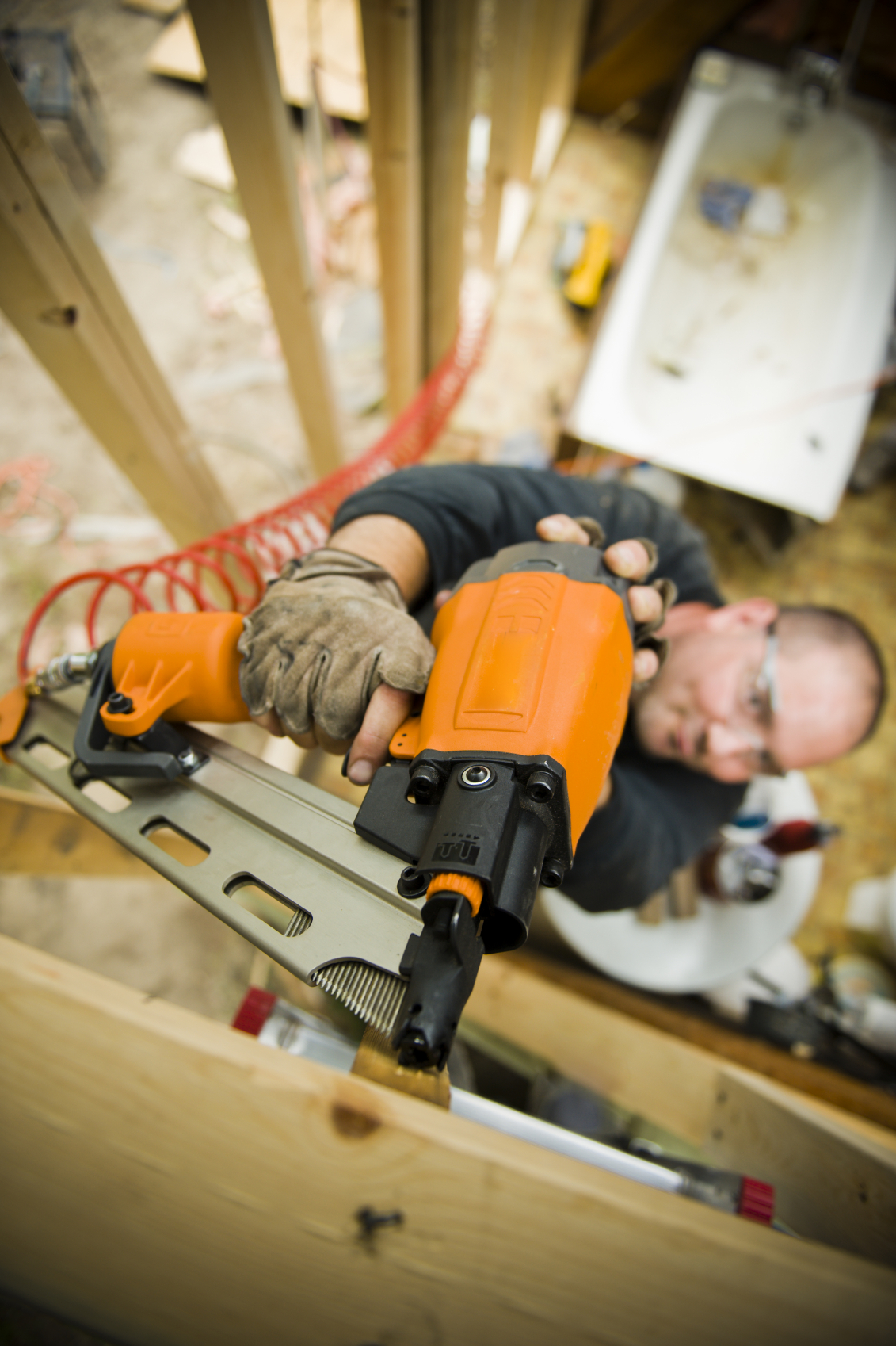 Causes of nail gun injuries | Pro Construction Guide