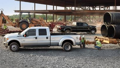Ford F250. F350, F450 Super Duty