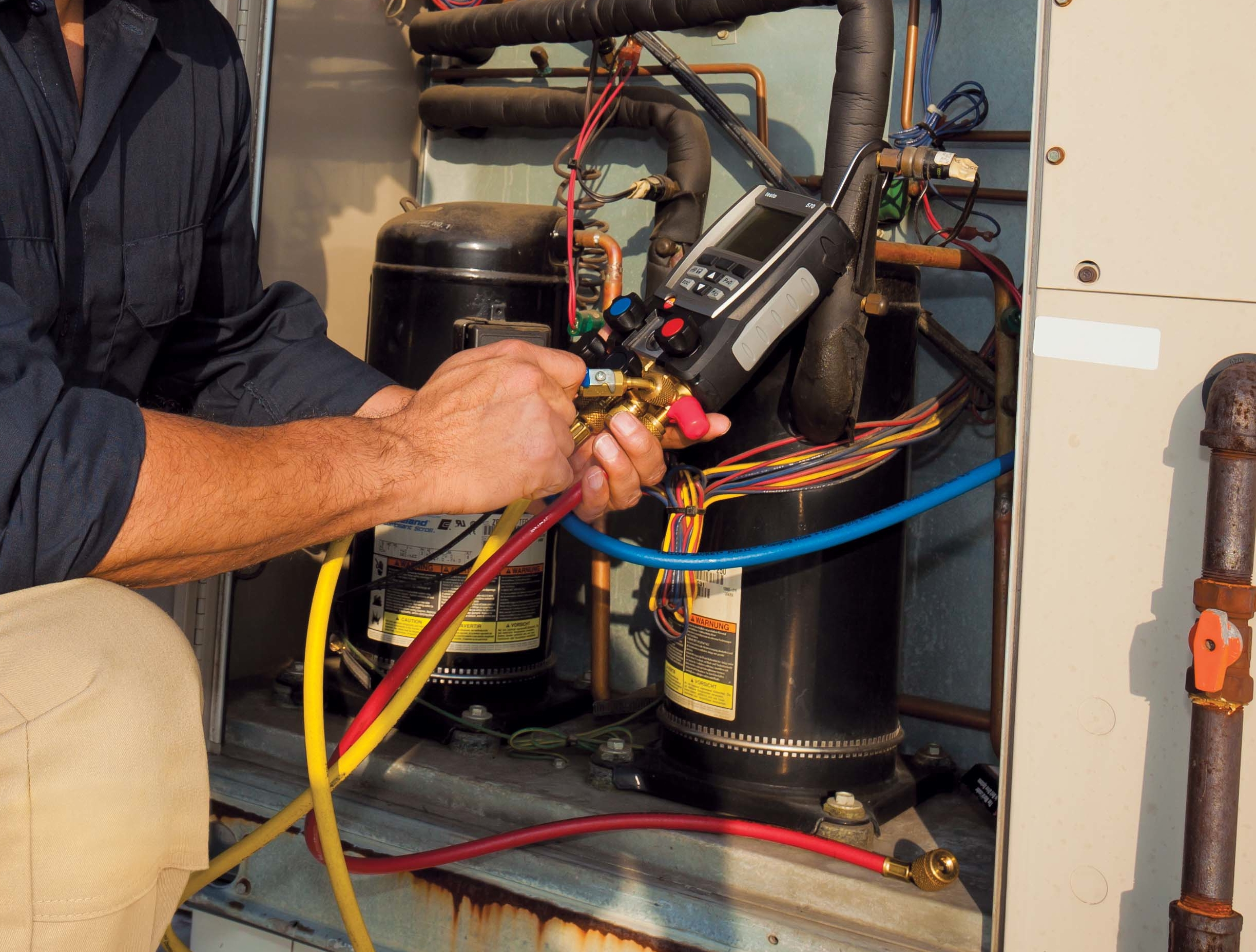 How to troubleshoot HVAC systems