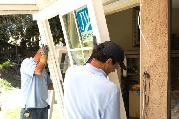 How To Replace A Sliding Glass Door Pro Construction Guide