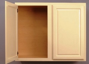 Make old cabinets bright and new again.