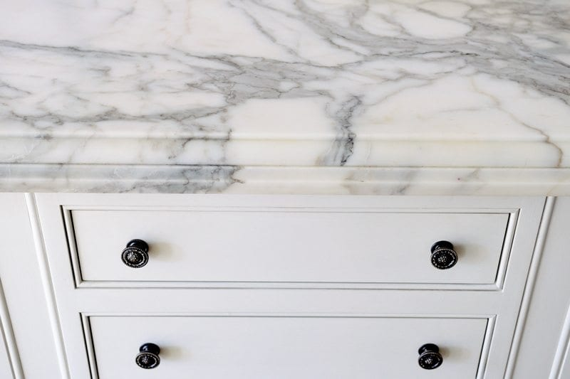 Install Marble Kitchen Countertops