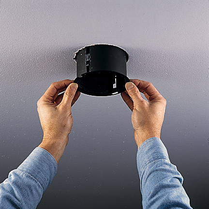 How To Install Recessed Lighting Push
