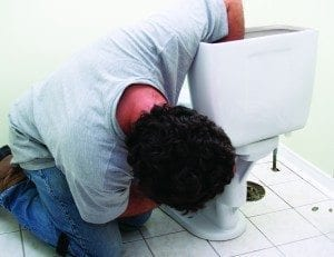 Troubleshooting a low-flow toilet