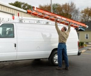 New lightweight extension ladders from Werner
