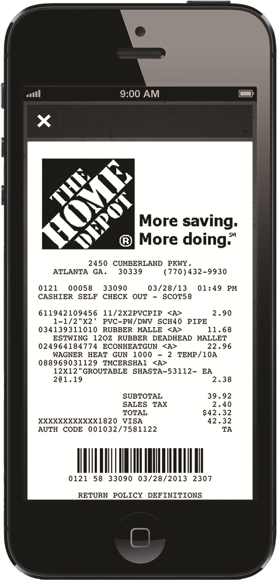 Introducing The Home Depot Pro App | Pro Construction Guide