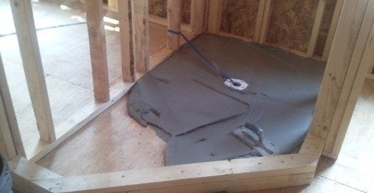 Waterproof Showers With Fiberglass Pro Construction Guide
