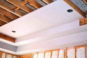 How to install a drywall ceiling 5