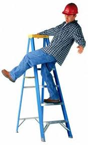 Find out if you are using the right ladder for the job.