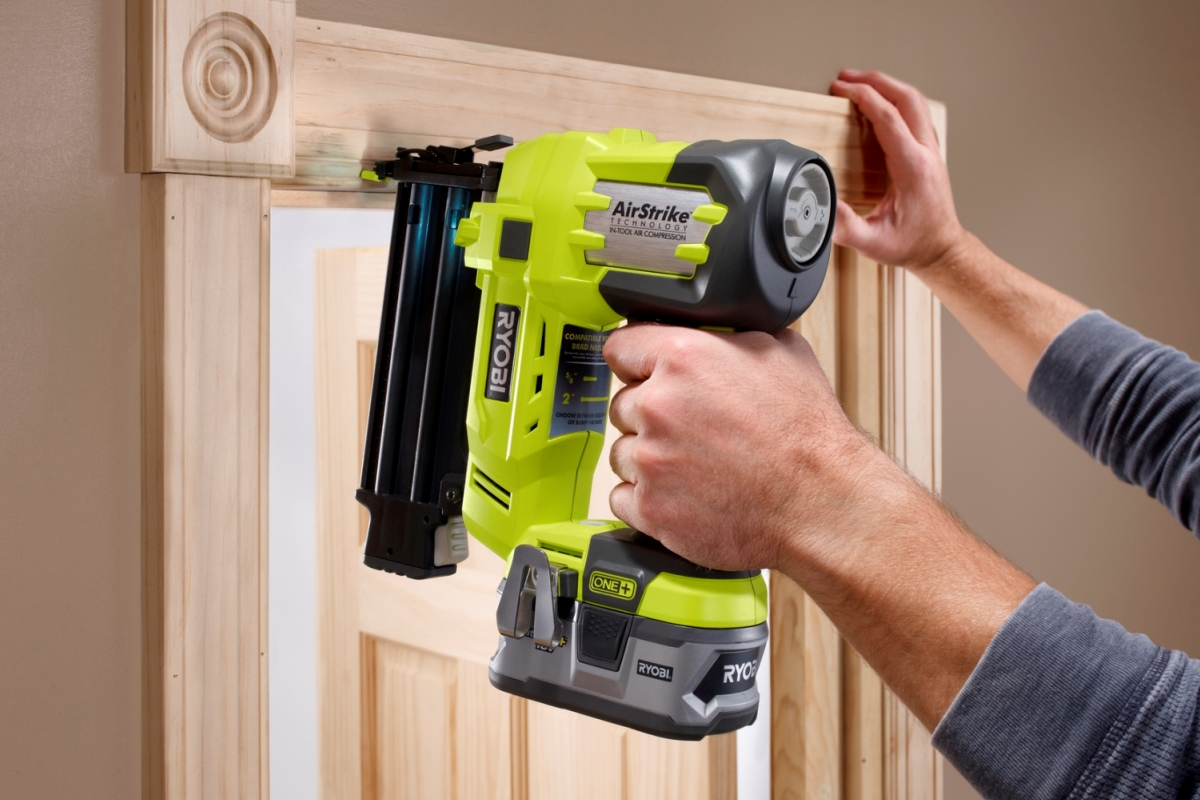 How to use a nail gun safely