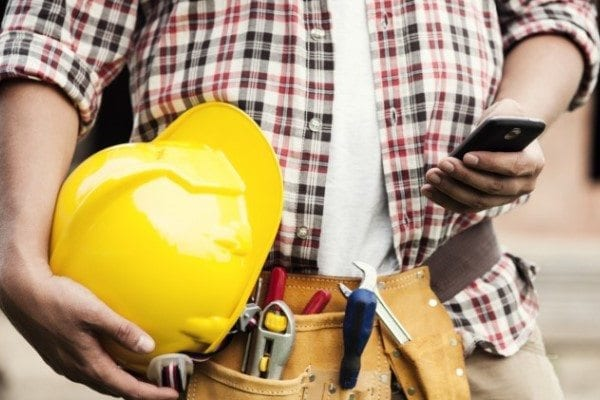 Social media to promote construction business