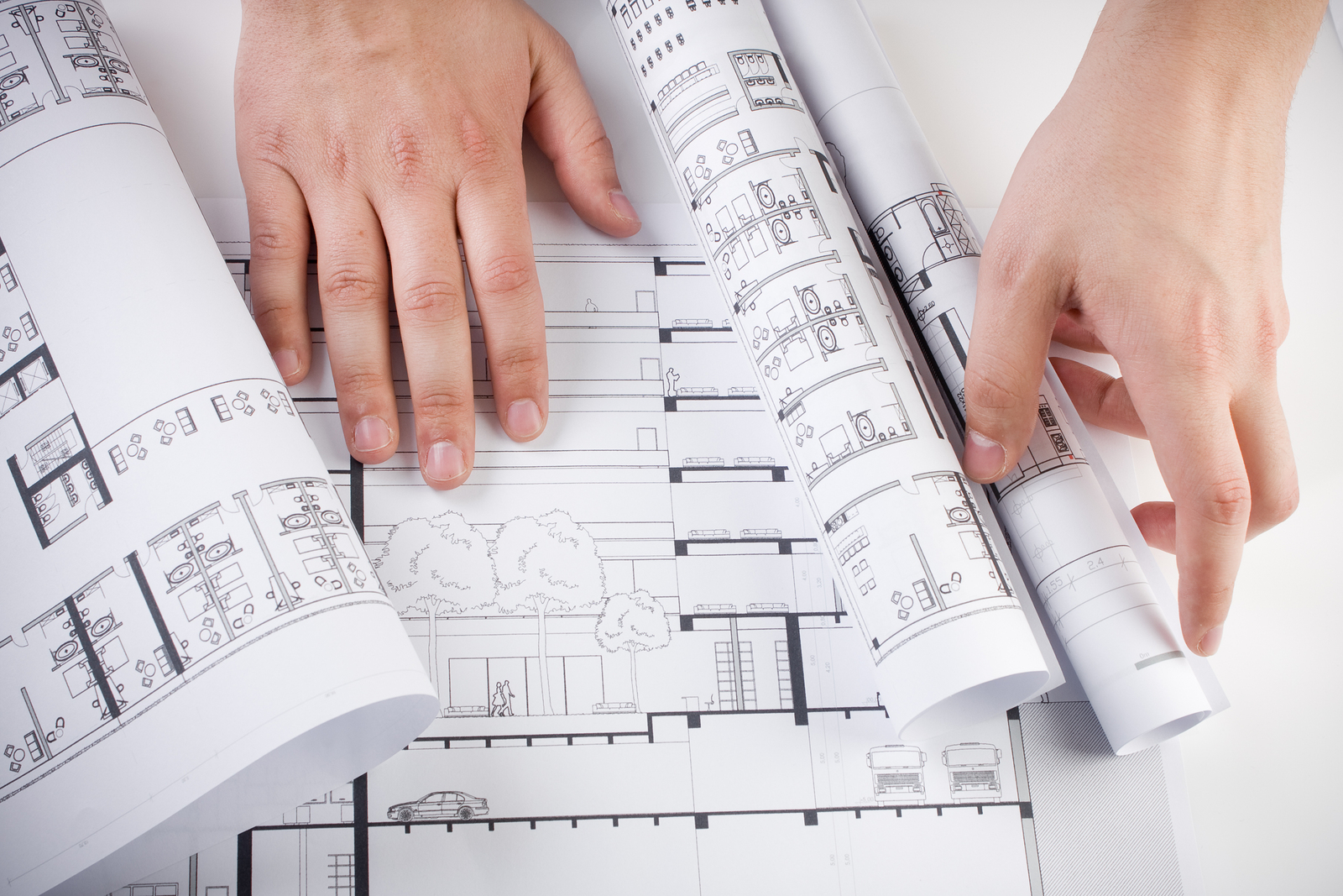 How to read plans and blueprints