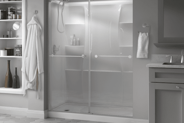 Delta S New Contemporary Shower Doors Pro Construction Guide