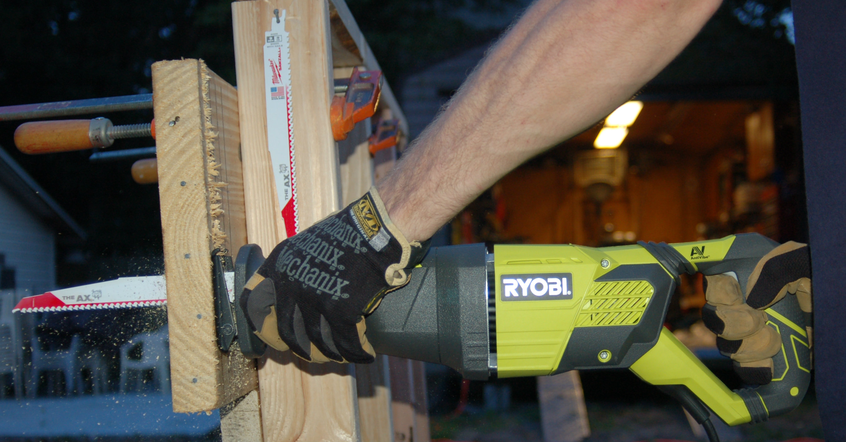 Heavy Duty Corded Reciprocating Saws Review