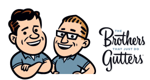 brothers gutters logo