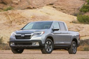 The new 2016 mid-size contractor pickups: Honda Ridgeline