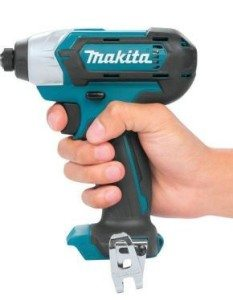 Makita's compact 12V Max CXT Lithium-ion two-piece combo kit 3