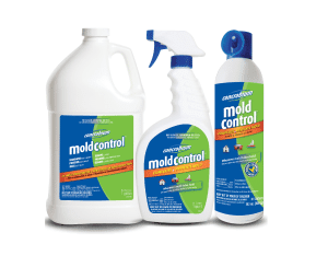 Kill and prevent mold without harmful chemicals