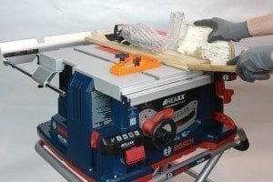 safety tips for table saw users