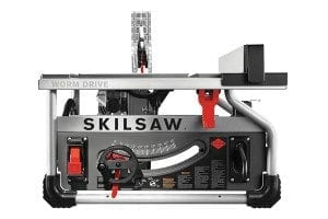 First ever portable worm-drive table saw from Skilsaw
