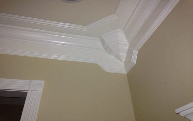 How To Create Fancy Inexpensive Crown Molding Looks
