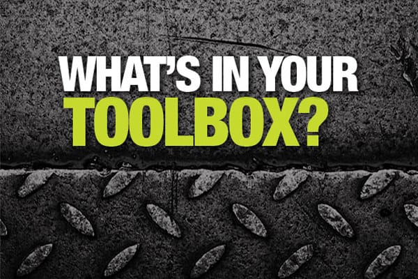 What's in your Toolbox?