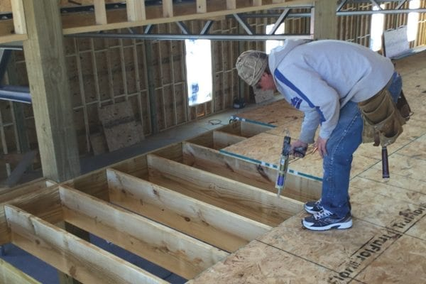 Install Second Story Subflooring Pro Construction Guide