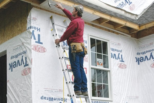 Ladder safety is improving, step by step,