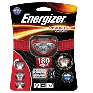 Energizer® Vision HD 180 Lumen LED-Headlight