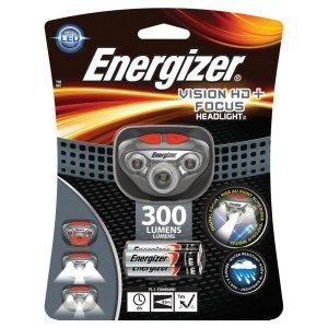 Energizer® Vision 300 Lumen LED-Headlight