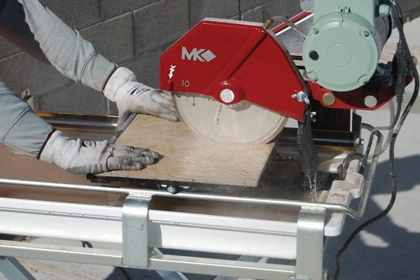 Knowing Your Way Around a Tile Saw