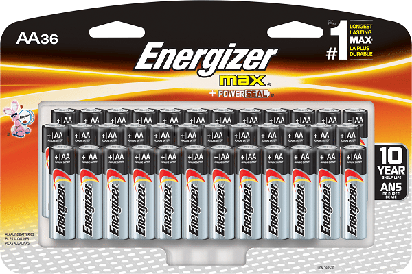 Energizer: long-lasting power for your most important jobs