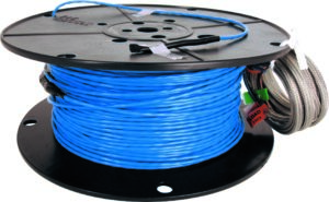 WarmWire can be installed using either CableStrap™ or HeatMatrix™
