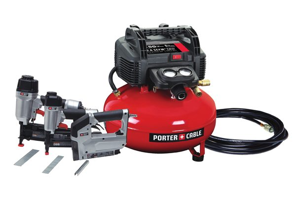 Porter Cable combo kit