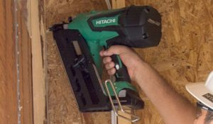 "3-1/2"" 18V Brushless Li-Ion Paper Strip Framing Nailer"