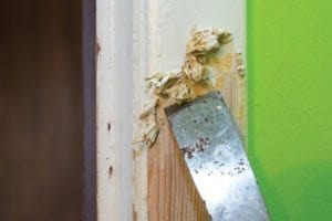 Paints that don't contain lead still pose healthrisks,
