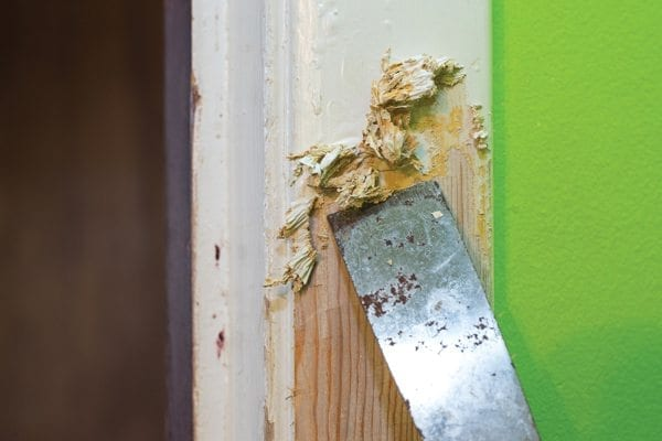 Removing paint and coatings safely
