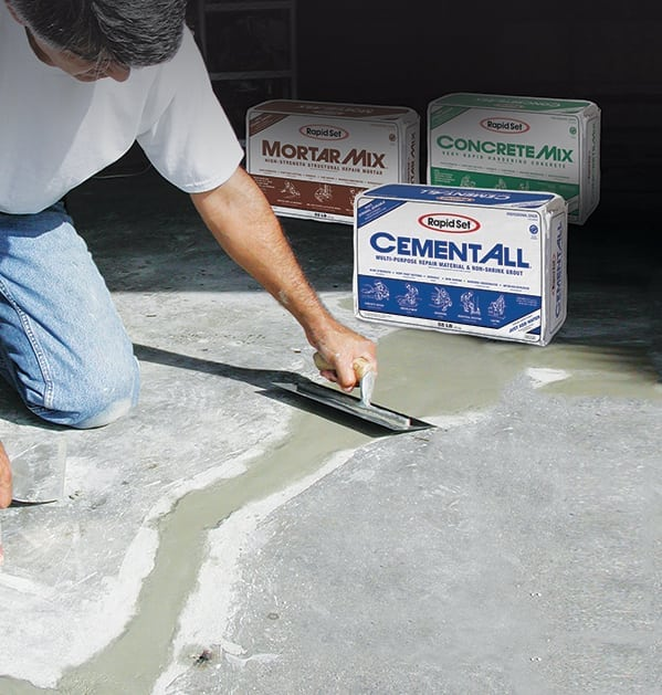 Repair, Restore and Return Your Concrete