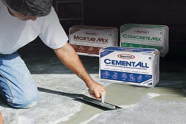 Complete Concrete Jobs Faster with Rapid Set