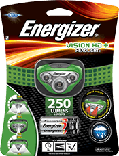 Energizer work headlamp Vision HD+
